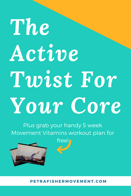 core strength twisting active range movement digestion cramps