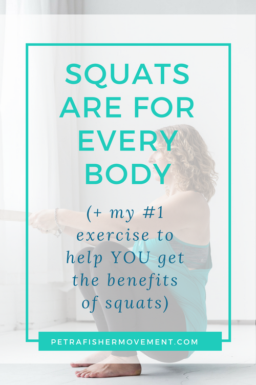 squats are for every body pelvic floor hips