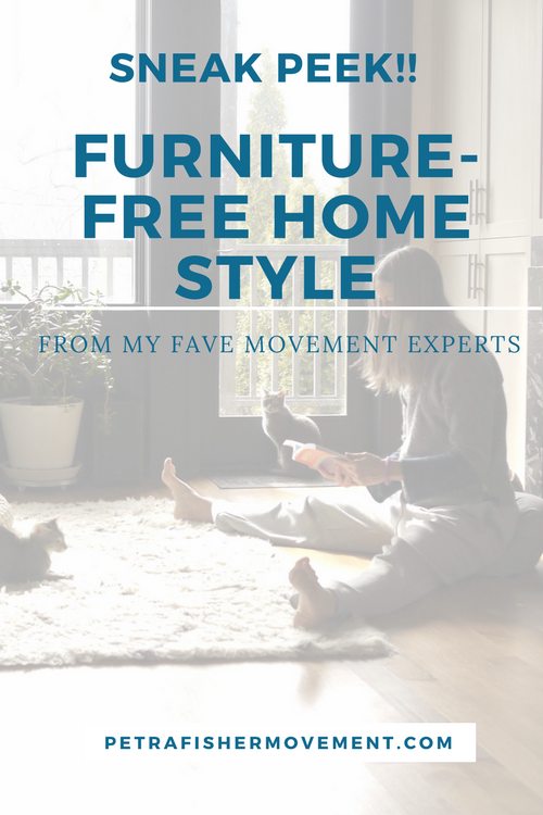 furniture free style at home body friendly movement lifestyle wellness